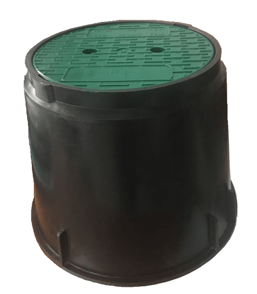 Шахта за клапани кръгла Ф243